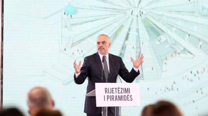 Kryeministri Rama: Tirana do të shndërrohet në një qendër rajonale inovacioni