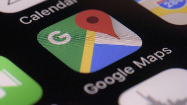 Google rifreskon aplikacionin e hartave