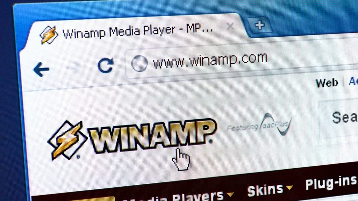 """Winamp """"ringjallet"""" në 2019-ën"""