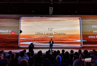 Huawei prezantoi një anëtarë të tretë familjes Mate 20 me ekran 7.2-inç OLED