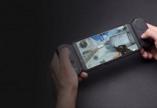 Telefoni i lojërave nga Xiaomi ka një kontrollues me Bluetooth dhe 10GB RAM