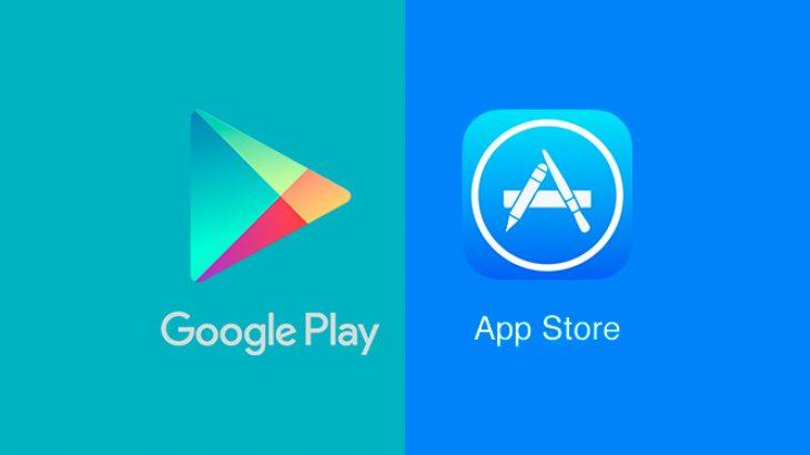 App Store dominon Google Play në të ardhura, e kundërta për numrin e shkarkimeve