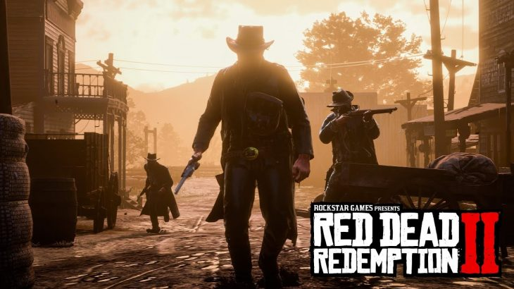 Rockstar Games publikoi një Gameplay të Read Dead Redemption 2