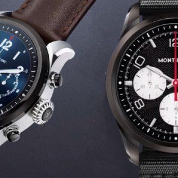 Montblanc Summit 2 është ora e parë inteligjente me procesorin Snapdragon Wear 3100