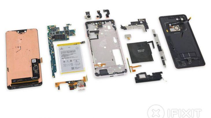 Ekrani i Google Pixel 3 XL është prodhuar nga Samsung