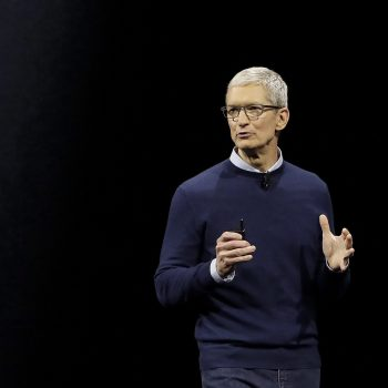 Paniku i shitjeve është lajm i mirë për Apple