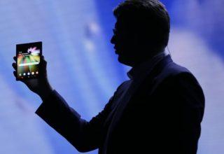 Telefoni Samsung me ekran që paloset ka një emër dhe një çmim marramendës