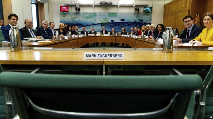 Ligjvënës në botë: Facebook-u po minon institucionet demokratike