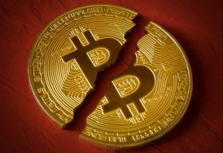 Bitcoin ra nën 10,000 dollarë për herë të parë në 2 javë