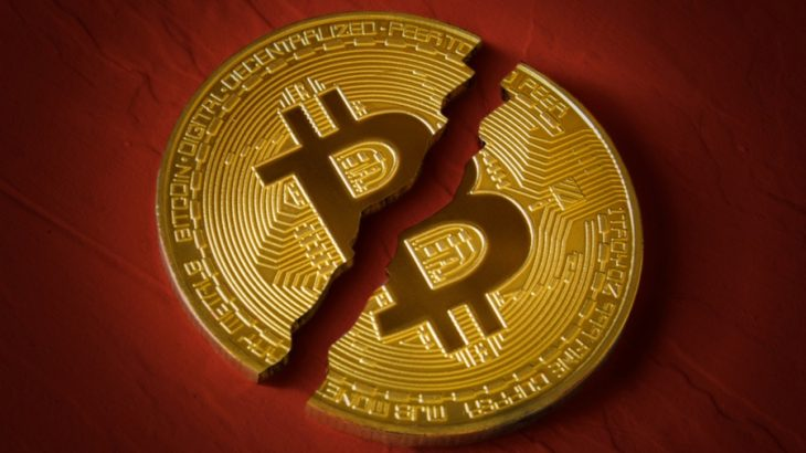 Bitcoin ra nën 10,000 dollarë