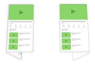 Google: Androidi do të funksionojë tek pajisjet me ekrane që palosen
