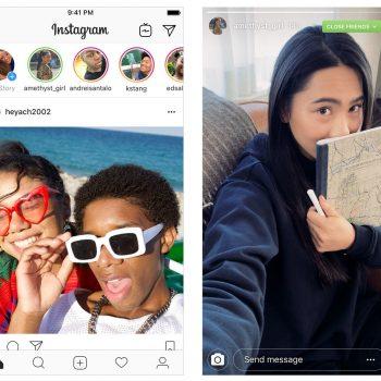 Me funksionin e ri në Instagram mund të ndani historitë vetëm me miqtë e afërt