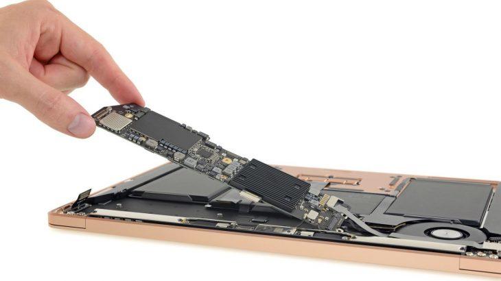 MacBook Air merr notën 3 për nga vështirësia e riparimit