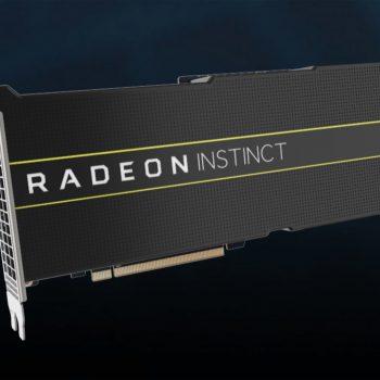 AMD prezanton kartat grafike të para 7-nanometër por nuk janë për ju