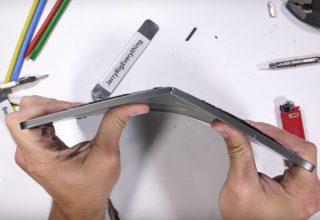 iPad Pro ka strukturë ndërtimi të dobët, përkulet lehtësisht