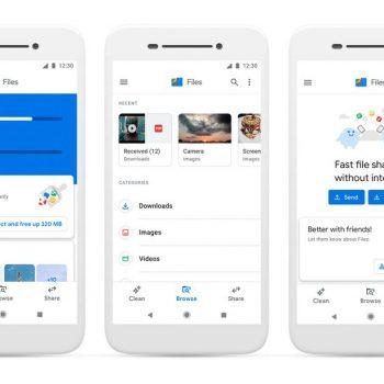 Aplikacioni i Google për menaxhimin e skedarëve në Android ka 30 milion shkarkime dhe një emër të ri