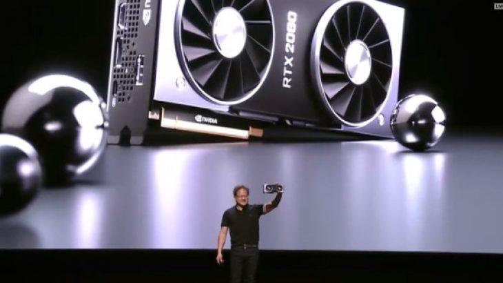 CEO i Nvidia: Na surprizoi rënia e kërkesës nga industria kriptografike, kemi tepri kartash grafike në magazina