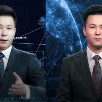 Agjencia Shtetërore Kineze e lajmeve prezantoi spikerin virtual të lajmeve me inteligjencë artificiale