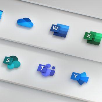 Ridizajnimi i ikonave të Office vetëm fillimi, të gjitha ikonat e Windows 10-ës do të kenë të njëjtën gjuhë dizajni