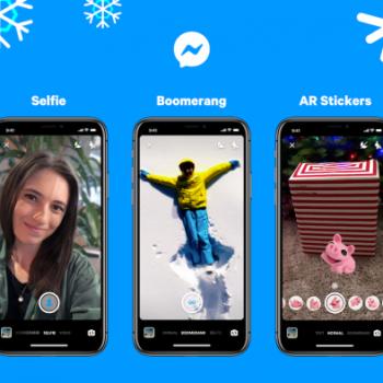 Aplikacioni Messenger vjen me dy formate të reja, Boomerang dhe Selfie