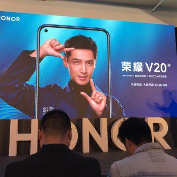 Huawei prezanton telefonin e parë me kamër 48-megapiksel