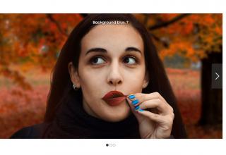Samsung mashtron me kamerën e Galaxy A8 Star duke përdorur një foto të realizuar me DSLR