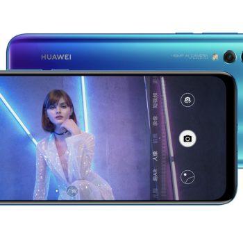 Huawei prezanton telefonin me kamër në mes të ekranit