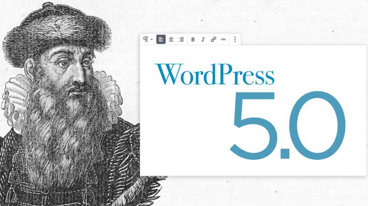 A duhet të kaloni në WordPress 5.0?