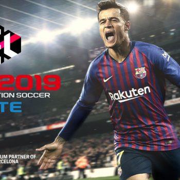 Konami lançon një version falas të PES 2019