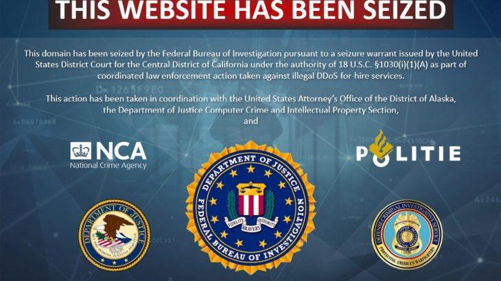 FBI konfiskon domainet e 15 sajteve DDoS me pagesë