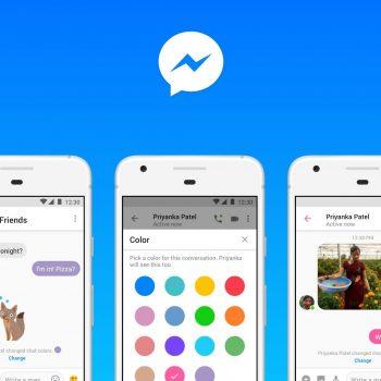 Messenger Lite pasurohet me GIF të animuara dhe opsione vizuale