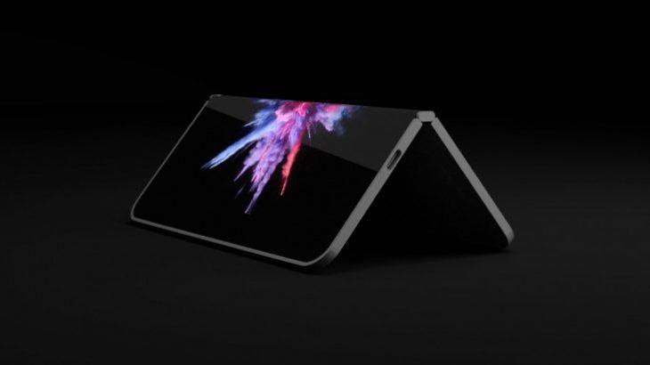 Edhe Microsoft po punon me një telefon me ekran që paloset