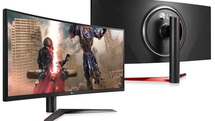 Monitori i lojërave monstër 38-inç i LG përgatitet për CES 2019
