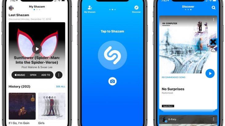 Shazam tashmë i gatshëm për tu përdorur pa reklama