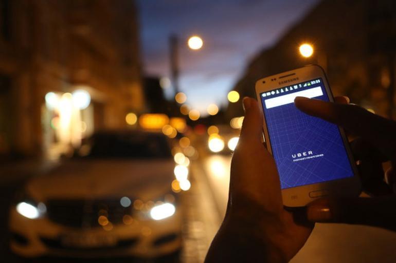 Uber dhe Lyft