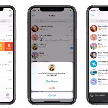 Telegram përsëri ndryshon limitin e grupeve