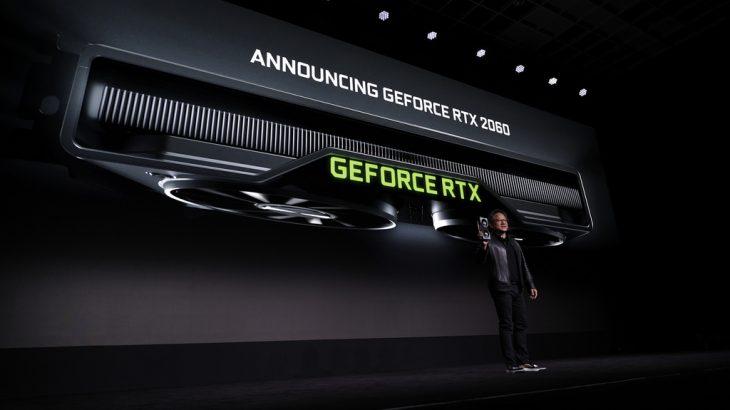 Nvidia RTX 2060 bëhet karta grafike më e lirë e kompanisë