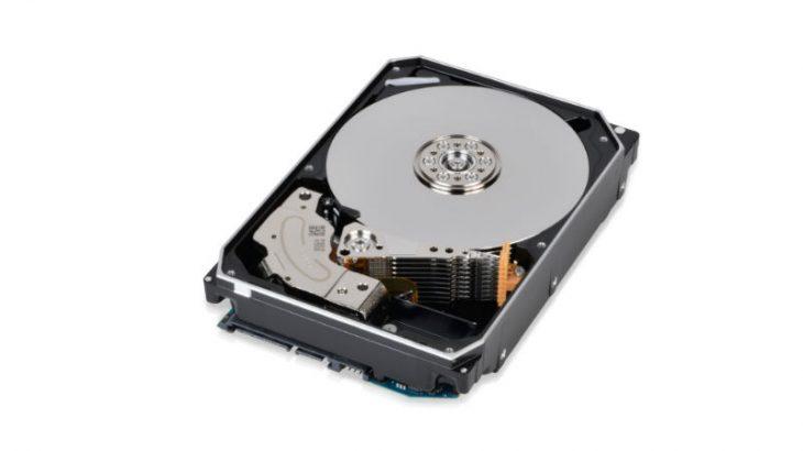 Toshiba prezantoi HDD 16TB për sipërmarrjet