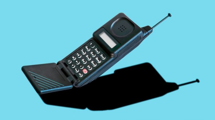 Një vit me një telefon me kapak