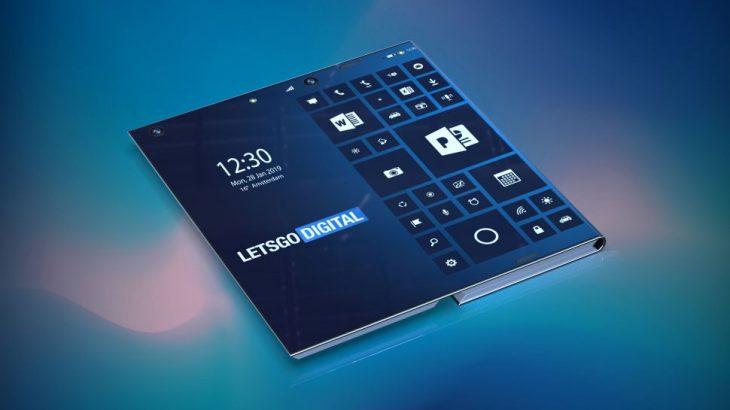 Ja koncepti i Intel për telefonin me ekran që paloset