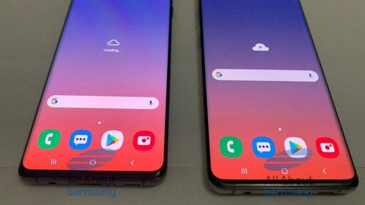 Një tjetër ditë, një tjetër foto e telefonëve Galaxy S10