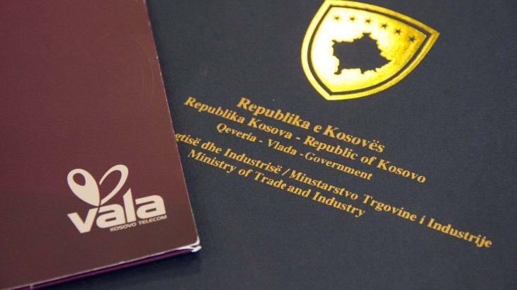 Ministria e Tregtisë dhe Industrisë zgjedh Telekomin e Kosovës