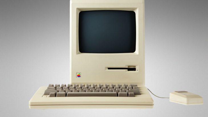 Apple Mac sot është 35 vjeç