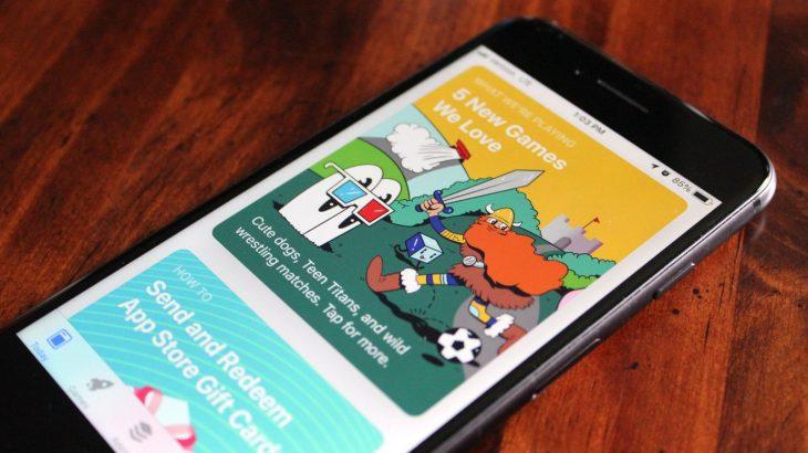 App Store një makineri parash, ja sa fituan zhvilluesit në 2018