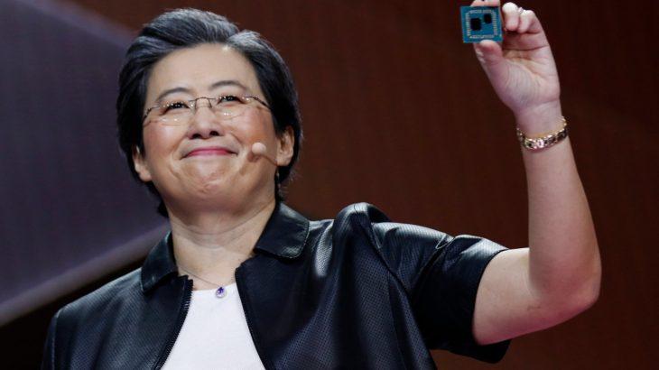 AMD prezantoi procesorin e parë 7-nanometër