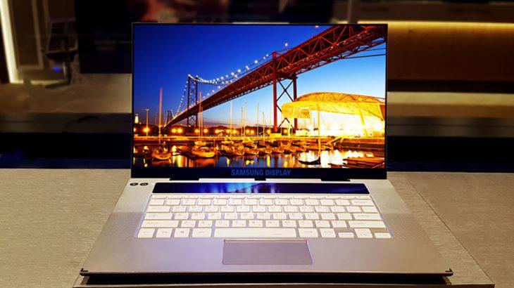 Ekran të tillë laptopi nuk e keni parë më parë