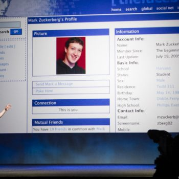 15 fakte të çuditshme që duhet ti dini rreth Facebook