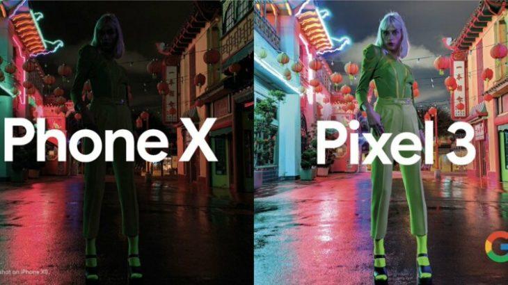"""Pixel 3 """"shkatërron"""" kamerën e iPhone XS"""