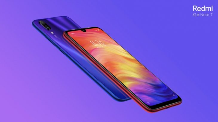 Redmi Note 7 është telefoni i parë i Xiaomi si markë më vete