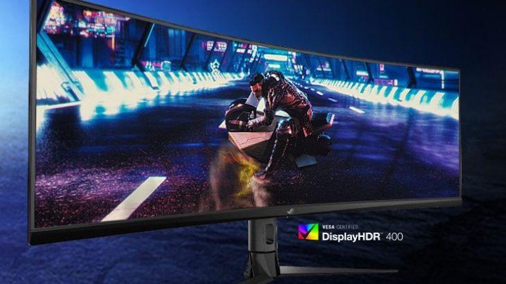 Asus prezanton tre monitor gjigandesk lojërash